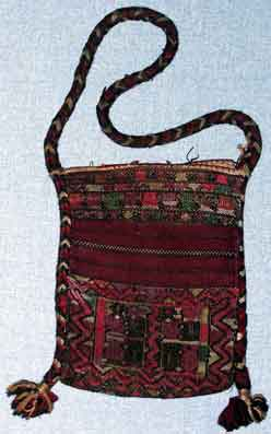 to to Jpeg 57 A Kachin Jingpho bag in the collection of Digna who collected the item in Yangon, Myanmar.