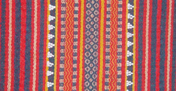 Northern Luzon highland textiles by Eric Anderson