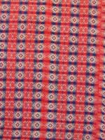 to 86K Jpg 01 - detail of Itneg cotton blanket, Northern Luzon, early 20th century - 170 cm x 230 cm