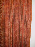 to 64K Jpg 23 - Detail 1 of Tboli woman's abaka and ikat dress, Mindanao, early 20th century. 54 cm x 182 cm